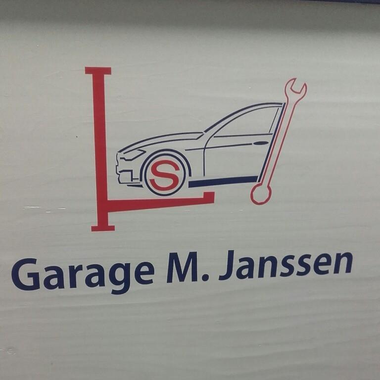 logo autogarage venlo m janssen