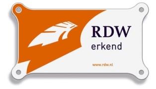 rdw erkend bedrijf logo